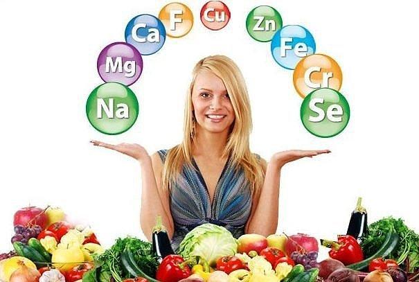 витамины на нашем столе