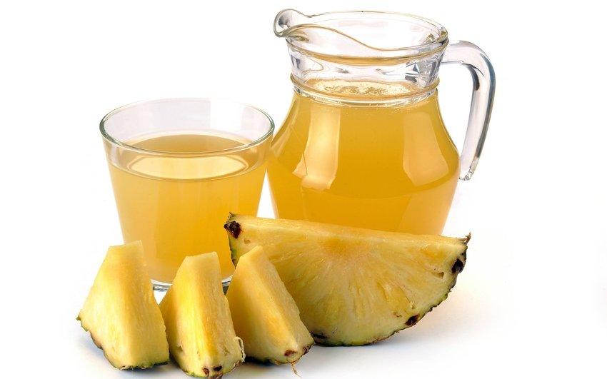 ананасовый напиток