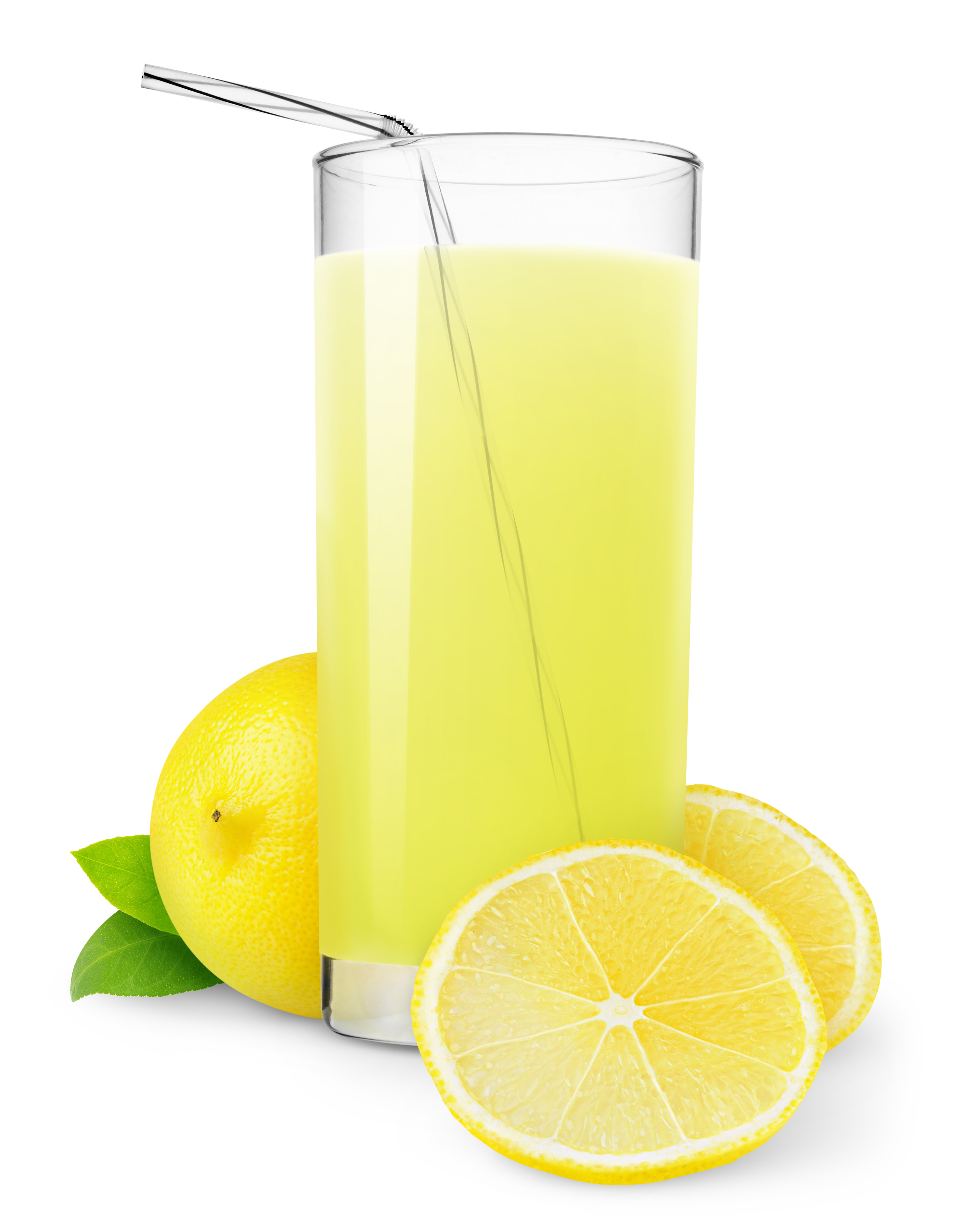 лимонный витаминный напиток