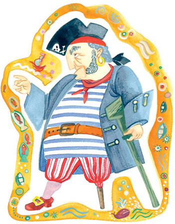 батончики капитан сильвер