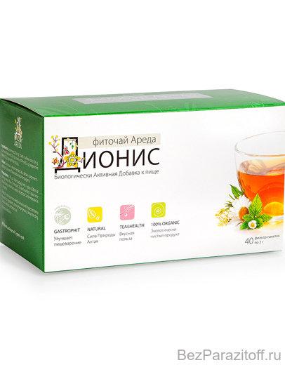 Желудочный чай GASTRO в Перми